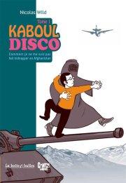 Couverture de Kaboul Disco par Nicolas Wild