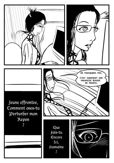 Planche n°7 de Workaholic, par Rosalys et Morgan Magnin