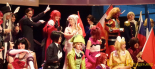 Concours de cosplay des Utopiales - Journée Manga-tan 2011