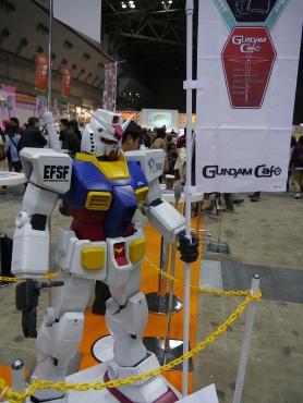 Jour 10, dimanche 24 mars 2013 : Tōkyō Anime Fair (TAF) à Tōkyō Big Sight