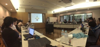 Systems Resilience Workshop in Karuizawa
