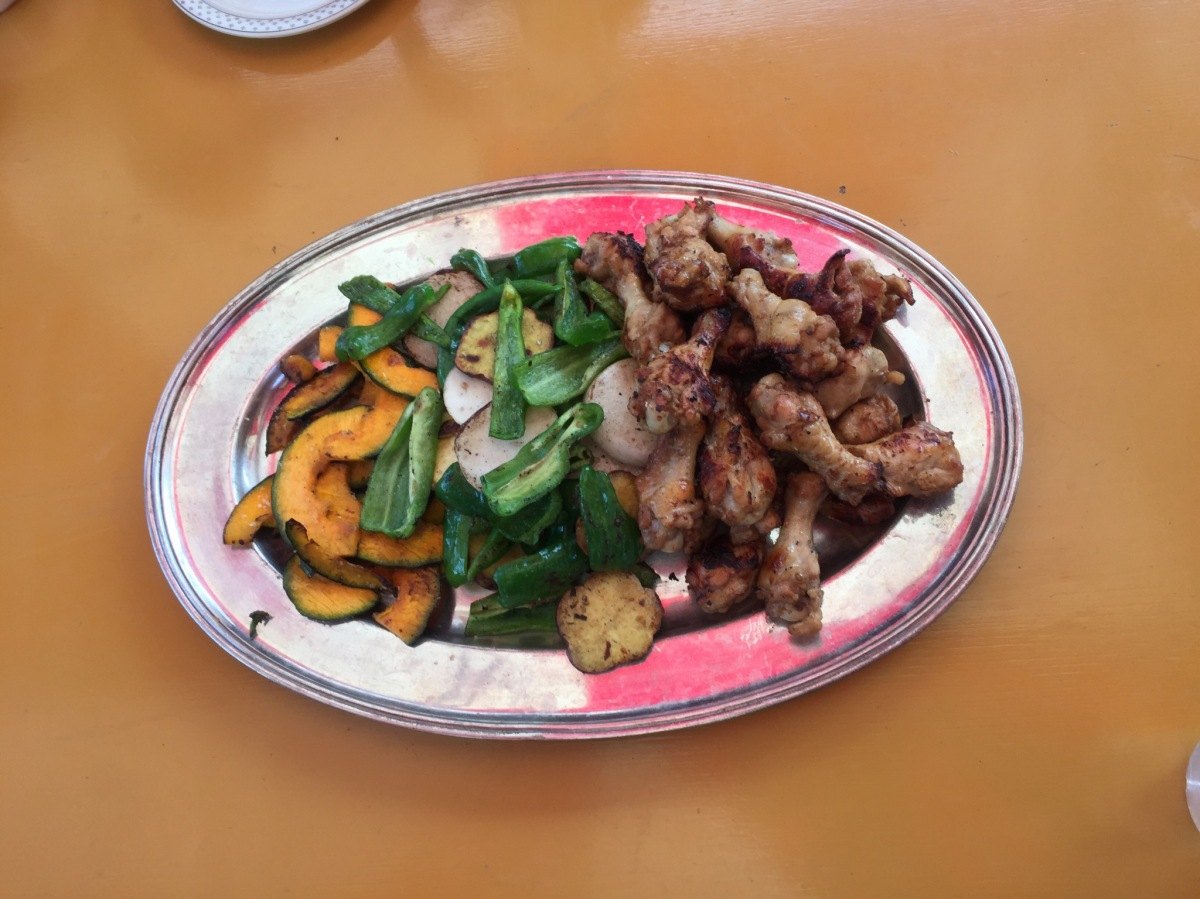 Yummy vegetables