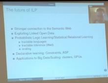 Fabrizio Riguzzi point of view about the progress of Inductive Logic Programming at ILP'2015 panel.