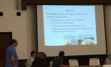 Gerson Zaverucha shares his thoughts about Inductive Logic Programming at ILP'2015 panel.